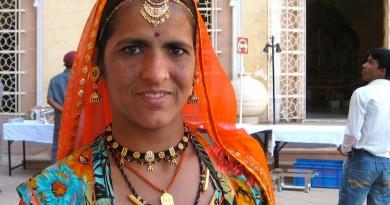 mujer hindu
