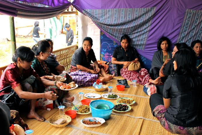 destinos desconocidos Rantepao Indonesia