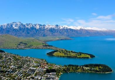 Tierra de cuento de hadas : Nueva Zelanda