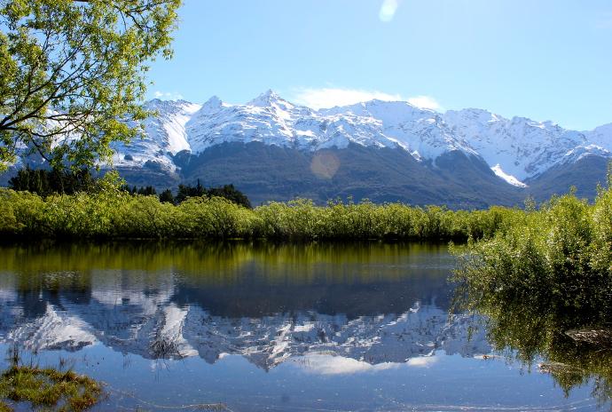 Glenorchy, Nueva Zelanda