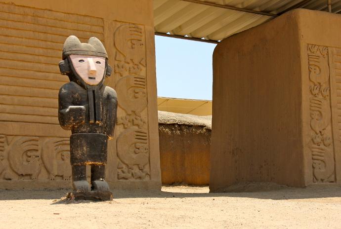 destinos desconocidos ChanChan reino chimú Perú