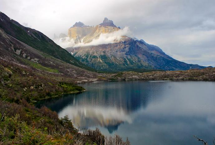 destinos desconocidos Torres del Paine Patagonia Chile