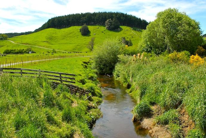 La comarca de los hobbit, isla norte, nueva zelanda, el señor de los anillos