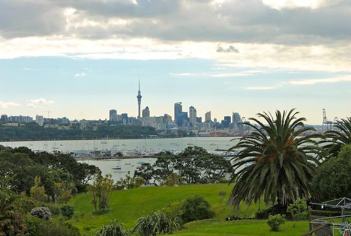 Auckland, sky tower, torre sky, nueva zelanda