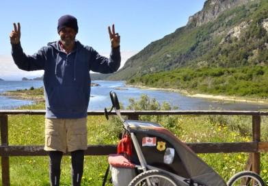 Pierre Cayer el trotamundos de 70 años