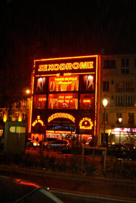 Sexodromo de Paris