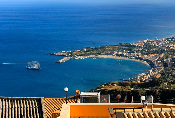 destinos desconocidos Taormina, Sicilia