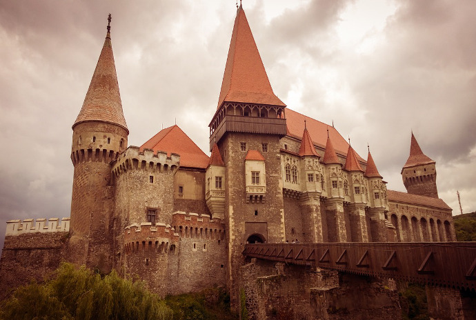 destinos desconocidos brasov, Rumania